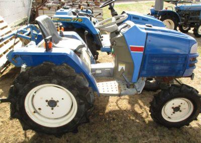Bazarový minitraktor č.5 – ISEKI TM15 4WD – odpočet DPH