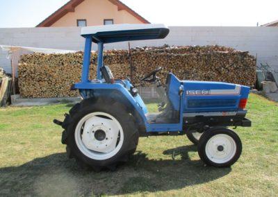 ISEKI Costum Mini Traktor č.1 – odpočet DPH