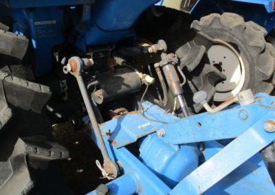 Minitraktor č.2 – ISEKI LANDHOPE 4WD 175 + rotavátor