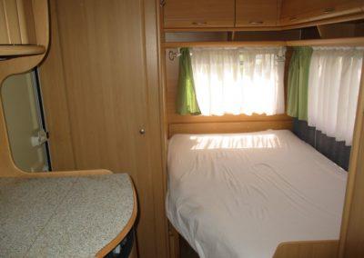 Dethleffs 420 DB Camper