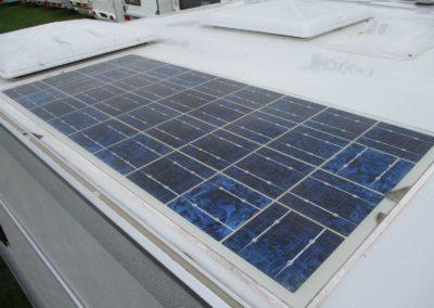 KIP Sun Line + solár + baterka