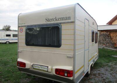 STERCKEMAN + sklopná palanda