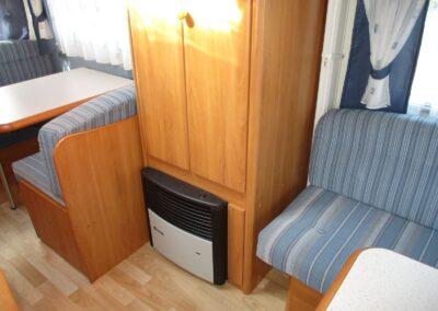 HOBBY 400 SB De Luxe Easy