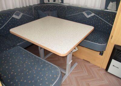 BÜRSTNER Ventana 465 Avantgarde