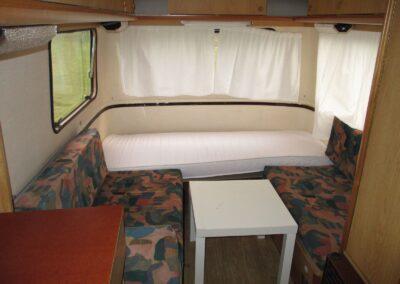historický karavan LANDER GRAZIELLA 401 OL