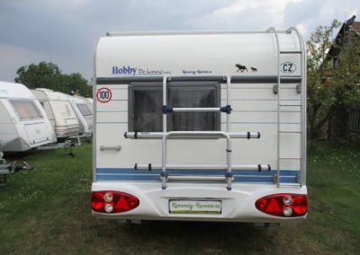 HOBBY 400 SB De Luxe Appel