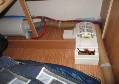 KNAUS SPORT 500 FU + klima Elektrolux