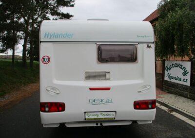 HYLANDER Design + plynový bojler