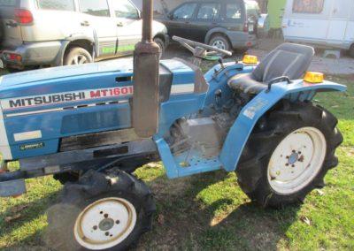MITSUBISHI HT1601d 4WD – malotraktor č. 7