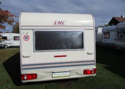 LMC Dominant 560 + mover + klima