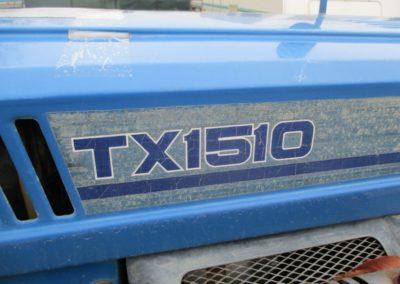 ISEKI TX1510  maloktraktor č.4 – odpočet DPH