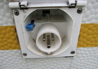 KNAUS SPORT + plynový bojler + baterie