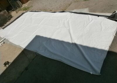 Letní střecha – tropi T12069. Délka 540 cm